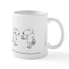 PUPPY DOG LABOR Mug