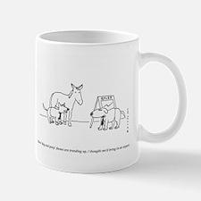DOG PONY SHOW Mug