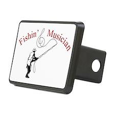 Fishin Musician Hitch Cover