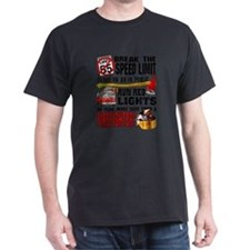 Make sure a Firefighter T-Shirt