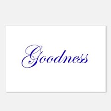 Goodness Postcards (Package of 8)