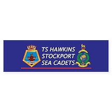 TS Hawkins Bumper Bumper Sticker