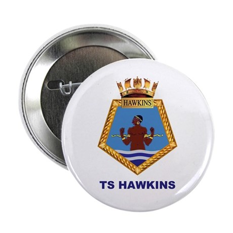 """TS Hawkins 2.25"""" Button (10 pack)"""