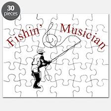 Fishin Musician Puzzle