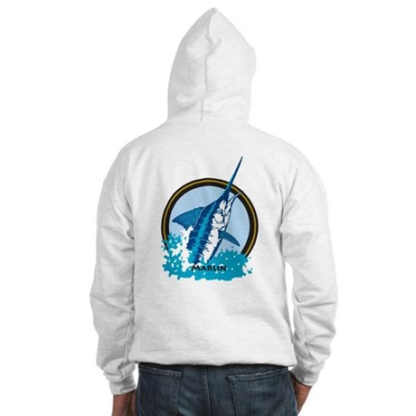Marlin Hooded Sweatshirt
