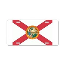 state-flag-of-florida Aluminum License Plate