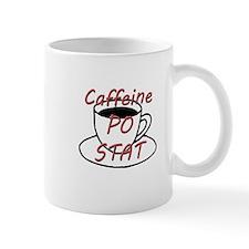 Caffeine PO stat Mug