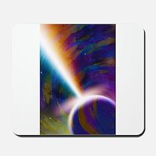 Aurora Planetaris Mousepad