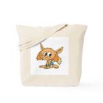 Baby Fox Tote Bag
