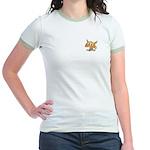 Baby Fox Jr. Ringer T-Shirt