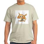 Baby Fox Ash Grey T-Shirt