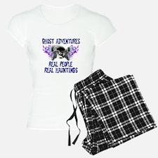 Ghost Adventures BlueT-Shirt.png Pajamas