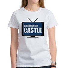 Addicted to Castle Tee