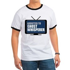 Addicted to Ghost Whisperer T-Shirt