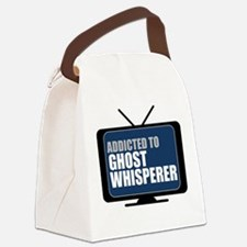 Addicted to Ghost Whisperer Canvas Lunch Bag