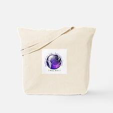 Pancreatic Battle Logo Tote Bag