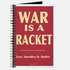 War Is A Racket Journal