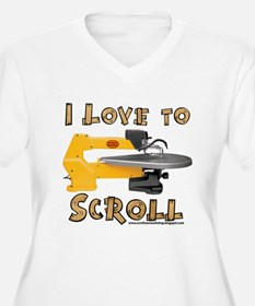 I Love to scroll T-Shirt