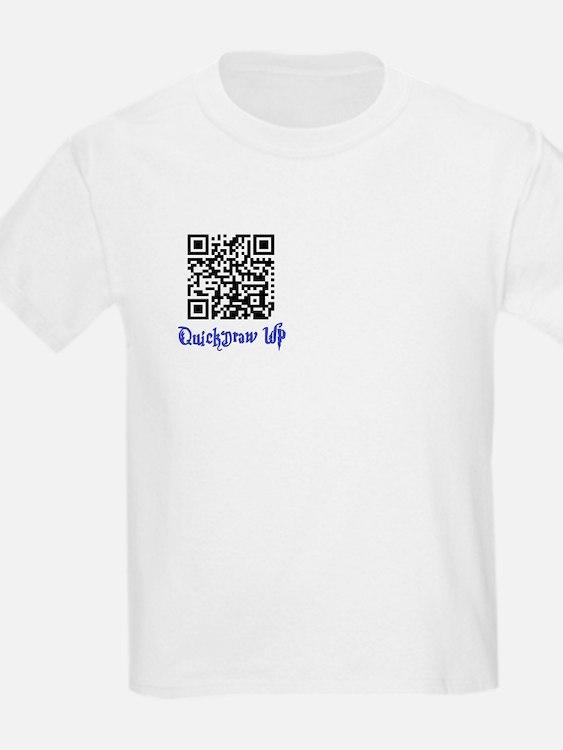QuickDraw WP QR Logo T-Shirt