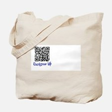 QuickDraw WP QR Logo Tote Bag