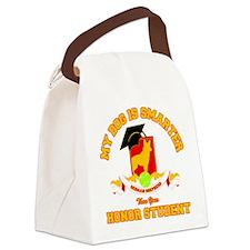 German Shepherd Canvas Lunch Bag