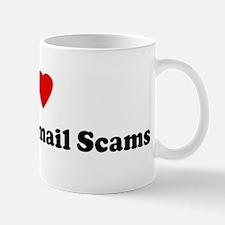 I Love Nigerian Email Scams Mug