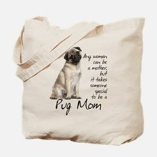 Pug Purse Tote Bag