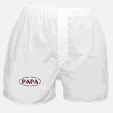 Papa - The Legend Boxer Shorts