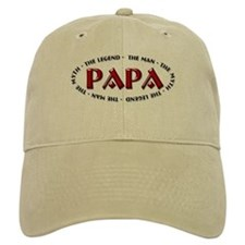 Papa - The Legend Baseball Cap