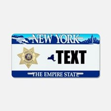 New York Deputy Sheriff Custom License Plate