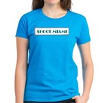 Shoot Miami Photographers Women's Dark T-Shirt