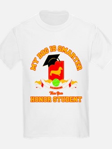 Smooth Dachshund T-Shirt
