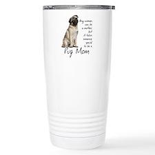 Pug SIGG Travel Mug