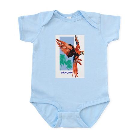 Macaw Infant Creeper
