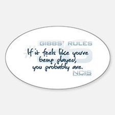 Gibbs' Rules #36 - Feels Like You're Being Played
