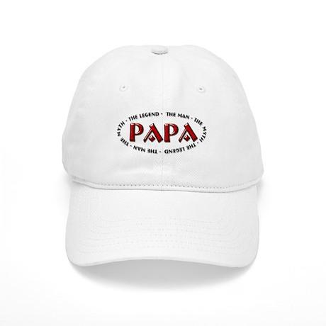 Papa - The Legend Cap