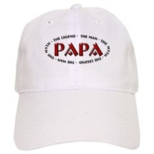 Papa - The Legend Cap