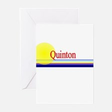 Quinton Greeting Cards (Pk of 10)