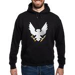 Spartan Logo Hoodie (dark)