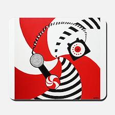 Hypnotize You Baby Peppermint Mousepad