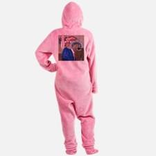 BluesSingerCPtile.jpg Footed Pajamas
