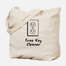 Free Key Cleaner Tote Bag