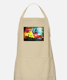 Halloween Fly By1 Apron