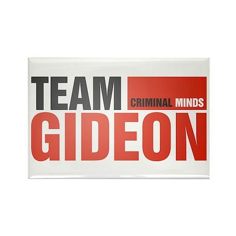 Team Gideon Rectangle Magnet (10 pack)