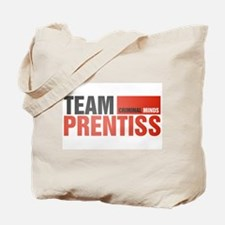 Team Prentiss Tote Bag