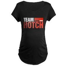 Team Hotch Dark Maternity T-Shirt