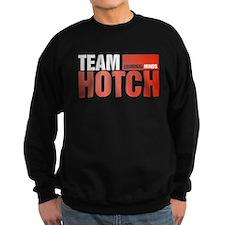 Team Hotch Dark Sweater