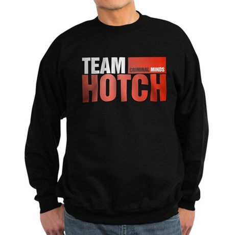 Team Hotch Dark Sweatshirt