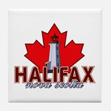 Halifax Lighthouse Tile Coaster