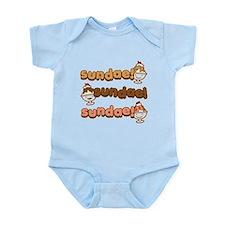 Sundae Sundae Sundae Infant Bodysuit